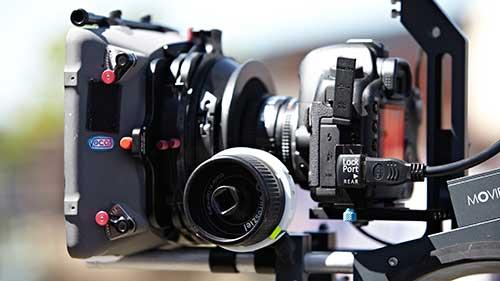 Corporate Video Canon Camera