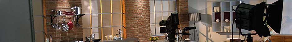 Testimonials - Rayburn studio set