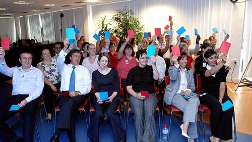Masterlease meeting audience