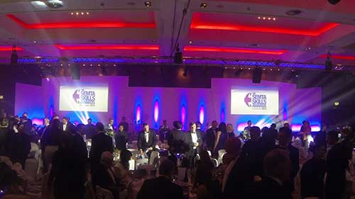 Corporate Video Production Semta Awards 2